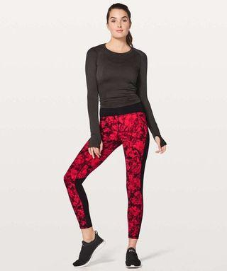 """Lululemon Train Times Pant Special Edition 25"""""""