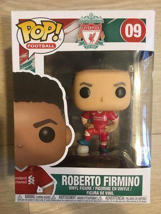 Funko Pop - Liverpool football club Roberto Firmino