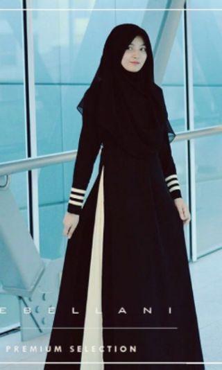 Debellani Pilot Jubah/Dress