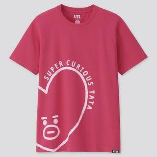 Jasa Titip (Jastip) Uniqlo x BT21 (T-Shirt BTS)
