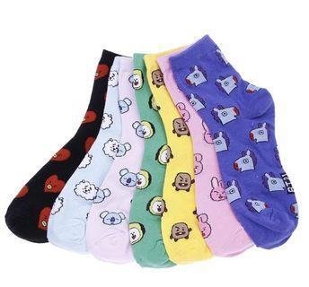 [instocks]: BT21 Socks 🧦