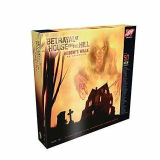 Betrayal at the House on the Hill Window's Walk Expansion
