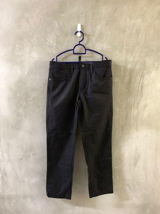 G2000 Black Slim Fit Pants (2 Pairs) Size 32