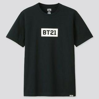 Jastip T-Shirt Uniqlo x BT21 (BTS)