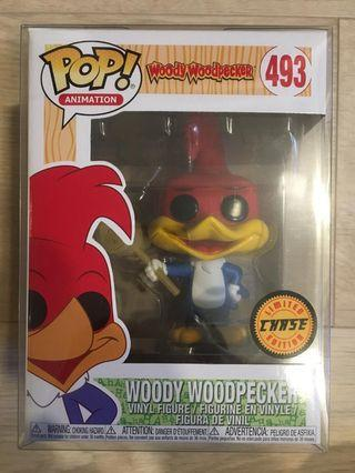 Funko Pop - Animation Woody Woodpecker Chase