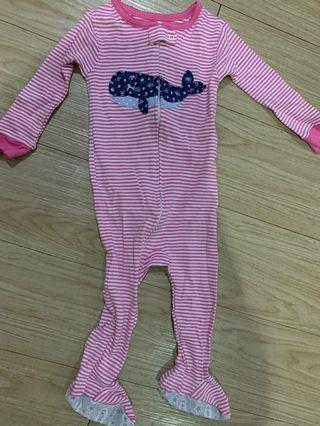 Carters baby suit 12m