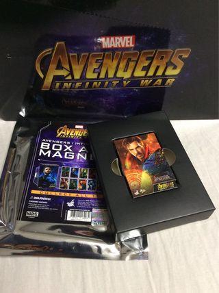 Hottoys Box Art Magnet Infinity War Dr Strange