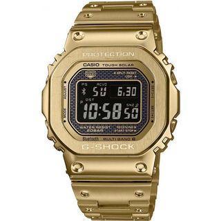 G Shock 5000 GD Gold
