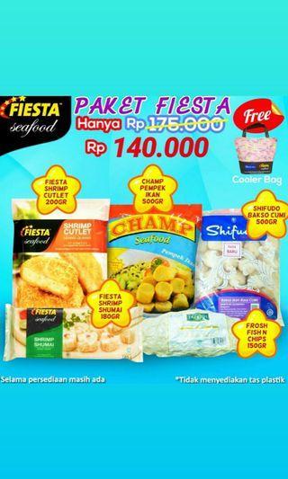 Fiesta Frozen Food