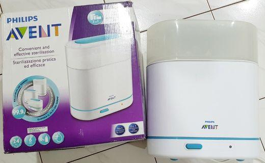 Sterilizee Philips avent 3 in 1