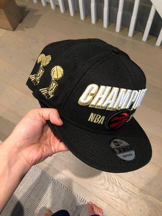 Toronto Raptors 2019 Official NBA Champions Hat