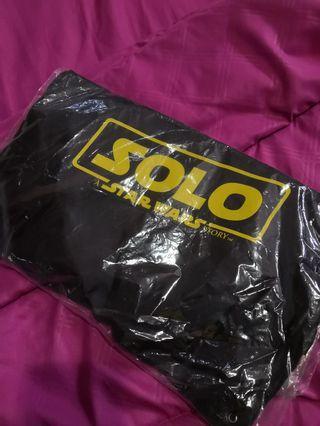 #MGAG101 MovMerc - SOLO Star Wars Story String Bag