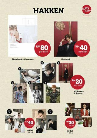 [Proxy / Personal Shopping Service] Guest Cosplayer Merchandise @ TAGCC : 22 - 23 June 2019