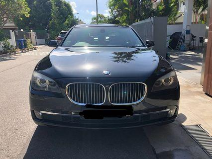 BMW 730Li Sedan Auto