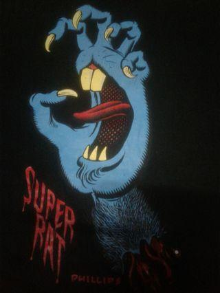 SUPER RAT JIM PHILLIPS