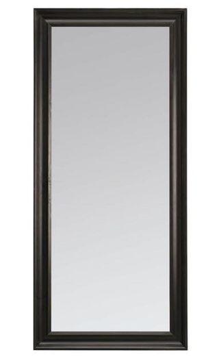 IKEA Hemnes Mirror (black-brown) - $100