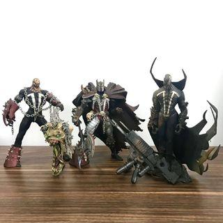 """Action Figure Spawn 7""""inch (3 items)"""