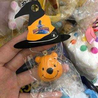 🚚 wts pooh bear pumpkin  squishy ( super rare ) $18