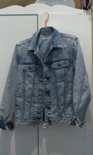 Jacket Jeans new look