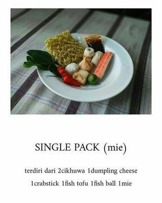 suki instan ( single pack)