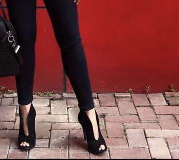 High Cut Classics Heels