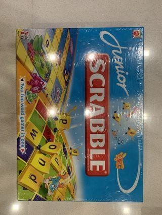 🚚 Scrabble Junior