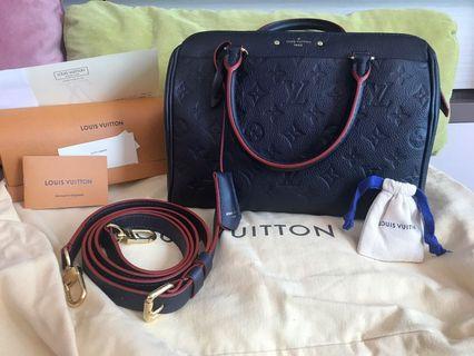 LV Speedy 25 EMP Bag