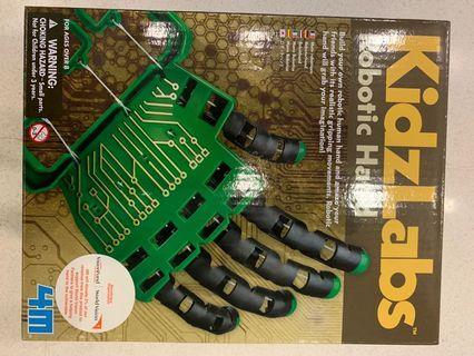 🚚 Kidzlabs Robotic hand