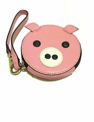 🚚 Piggy coin pouch
