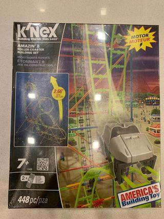 🚚 Amazin 8 roller coaster building set