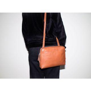 Sandqvist Anna leather Shoulder Bag