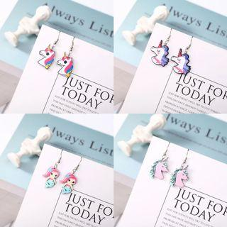 Unicorn / Mermaid Earrings