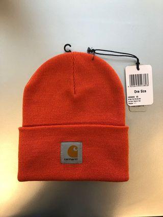 Carhartt Orange Beanie
