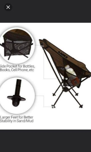 Portable Lightweight Camping Chair