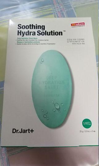 Dr.Jart+ 鎮靜保濕面膜5PC