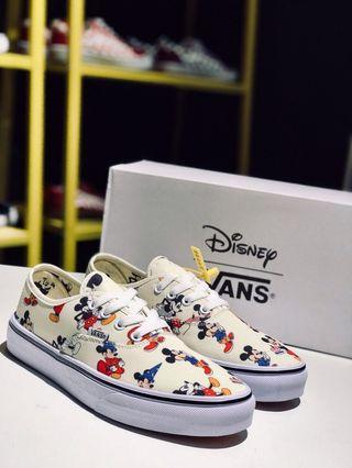 VANS AUTHENTIC MICKEY MOUSE