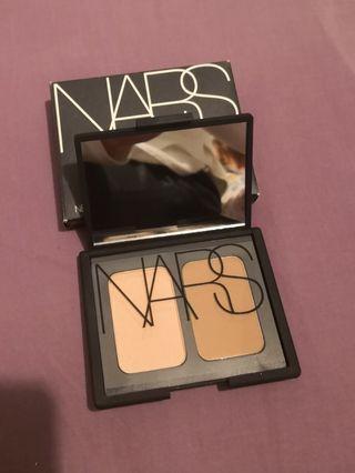 NARS blush bronzer duo - Hot Sand and Laguana