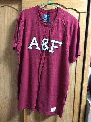 🚚 A&F短袖
