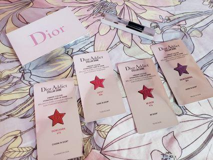 Dior Addict Stellar Shine Tester
