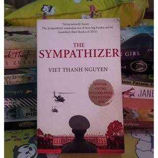 The Sympathizer by  Viet Thanh Nguyen PULITZER winner