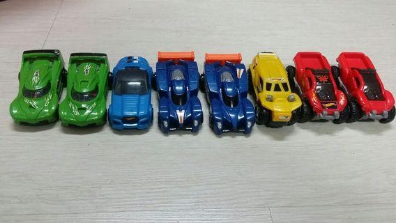 Mcd Hotwheels car toy2