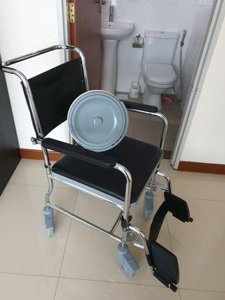 Commode Chair  detachable