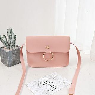 粉色小圓環包