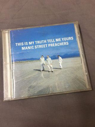 Manic Street Preachers - This Is My Truth CD