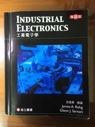 INDUSTRIAL ELECTRONICS 工業電子學 原文書 導讀版 高立圖
