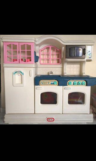 🚚 Little Tikes Kitchen