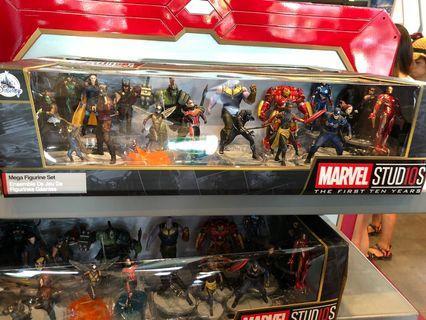 迪士尼Marvel 模型