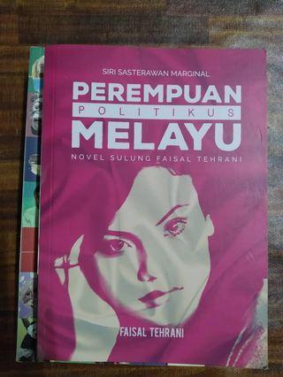 Perempuan Politikus Melayu oleh Faizal Tehrani