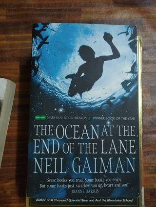 The Ocean at The End of The Lane by Neil Geiman
