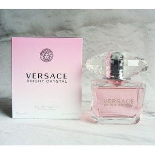 Versace Bright Crystal Perfume 90ml
